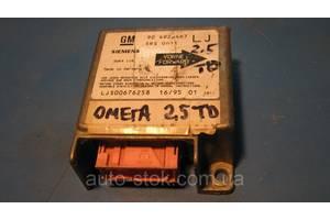 Блоки управления AirBag Opel Omega B