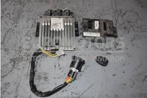 Блок управления двигателем комплект 05- Renault Kangoo 1.5dCi 199