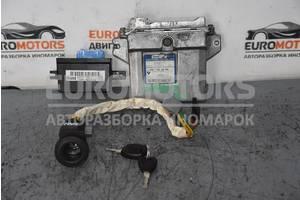 Блок управления двигателем комплект Renault Kangoo 1.9D 1998-2008