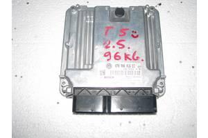 б/у Блоки управления двигателем Volkswagen T5 (Transporter)