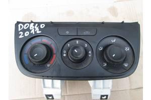 б/у Блоки управления печкой/климатконтролем Fiat Doblo