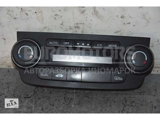 продам Блок управления печкой с кондиционером электр Honda CR-V 2007-2012 79600SWAG4 98503 бу в Киеве
