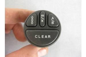 Блоки кнопок в торпеду Jaguar XJ