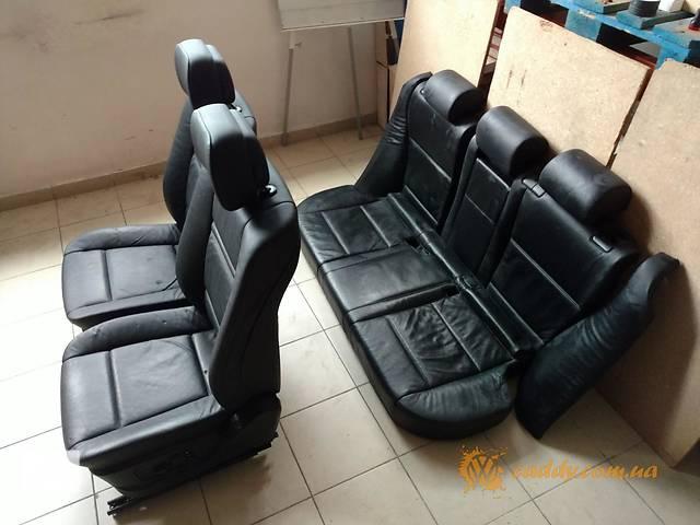 продам BMW X5 - кожаный салон бу в Киеве