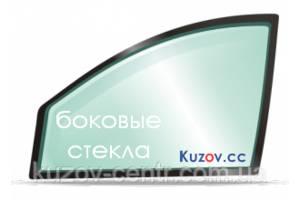 Боковое стекло передней двери Fiat Doblo '10- левое (XYG)