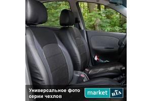 Нові сидіння Daewoo Gentra