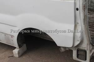 б/у Четверти автомобиля Renault Trafic