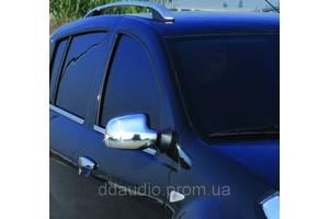 Хромированные накладки Dacia Sandero