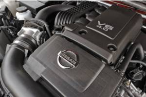 б/у Двигатели Nissan Frontier