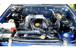 б/у Блоки двигателя Nissan Terrano