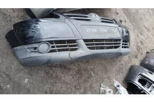 б/у Бамперы передние Volkswagen Fox