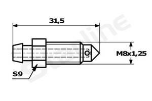 Детали тормозной системы MERCEDES-BENZ / NISSAN / OPEL / ALFA ROMEO / CITROEN / ABARTH
