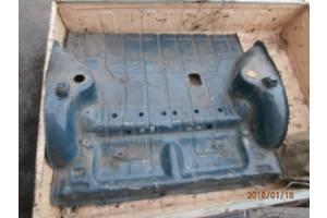 б/у Днища багажника ЗАЗ 1103