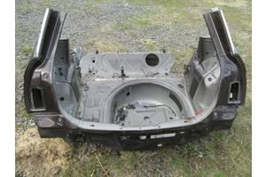 б/у Днища багажника Audi A1