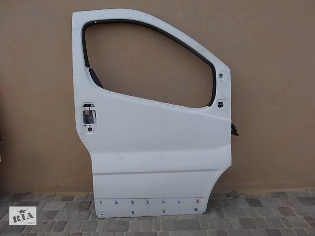 продам Дверь белая передняя правая Опель Виваро Opel Vivaro Рено Трафік Reno Trafic  Nissan Primastar   200 бу в Луцке