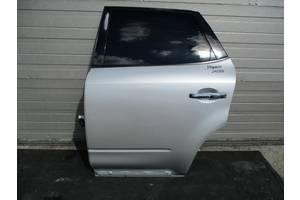 б/у Двери задние Nissan Murano
