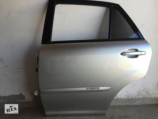 продам Дверь задняя Lexus RX бу в Киеве