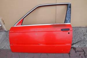 двері передні ліві  BMW 318 1993рв на бмв купе  ліва сторона ціна 1500гр за голі двері без ржавчини стан с упер