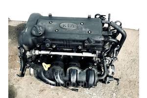 Двигатели Hyundai Accent