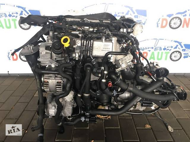 купить бу Двигатель 1.6TDI CLH VW Golf 7, Skoda Octavia A7, Leon, Audi A3 CLHA CLHB в Костополе