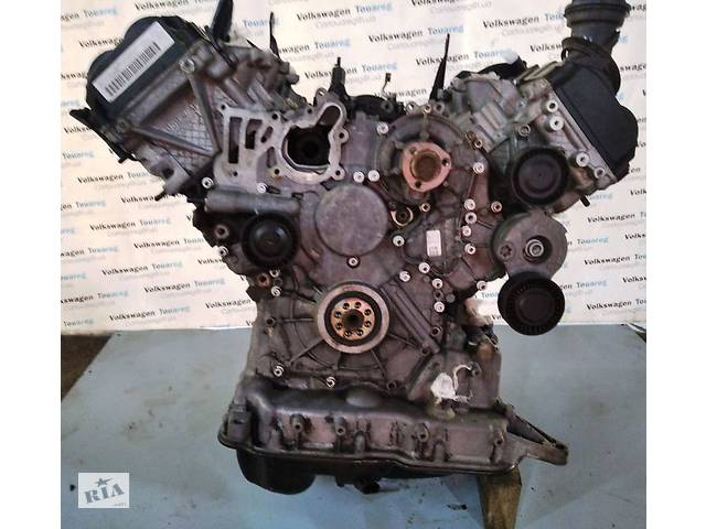продам Двигатель Volkswagen Touareg 3.0 V6 TDi дизель CJMA   двигун мотор бу в Ровно