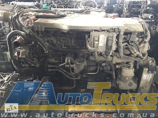 бу Двигатель D2066 LF31 Б/у для MAN TGX в Черновцах