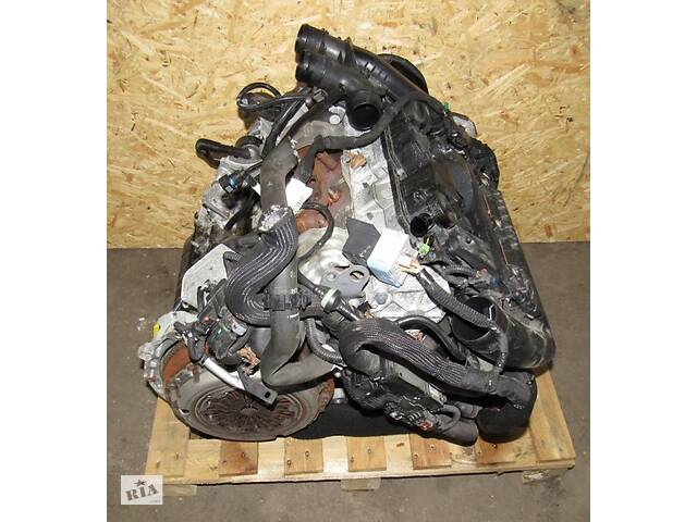 бу Двигатель Е6 пробег 57 тис. Ситроен Берлинго Citroen Berlingo 1.6Hdi Пежо Партнер Peugeot Partner в Млинове