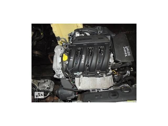 бу Двигатель Renault Duster Б/У в Киеве