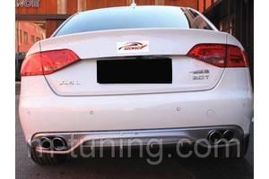 Новые Накладки бампера Audi A4