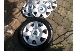 диски с шинами Skoda Fabia