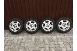б/у диски с шинами Chevrolet Aveo