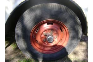 б/у диски с шинами Москвич 412