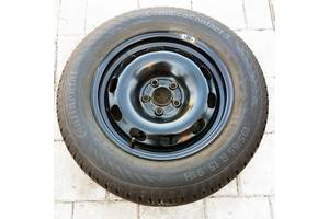 Новые диски с шинами Skoda Octavia Tour