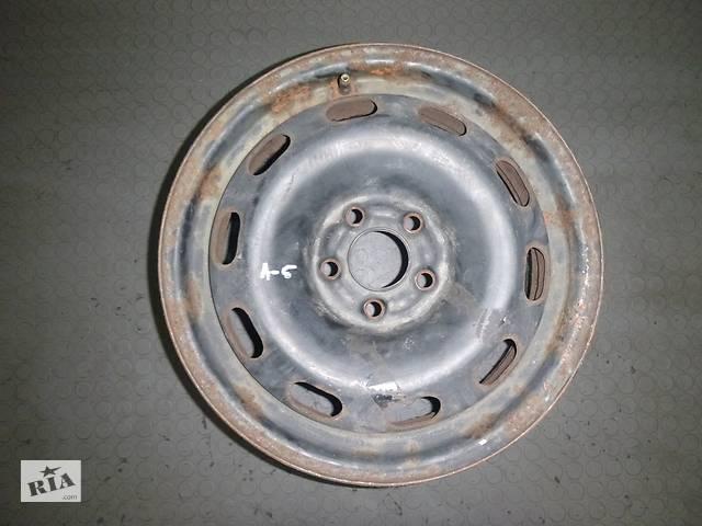 купить бу Диск стальной R-15 Skoda Octavia A-5 09-12 (Шкода Октавия а5), БУ-146604 в Ровно