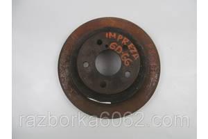 Тормозные диски Subaru Impreza
