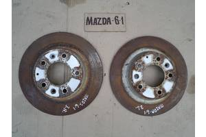 Гальмівні диски Mazda 2