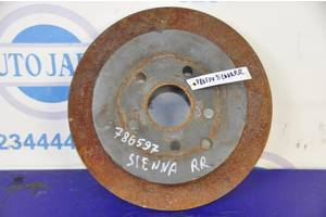 Тормозные диски Toyota Sienna