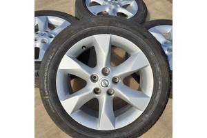 Диски Nissan R17 5x114,3 Juke Teana X-Trail Qashqai Leaf Sentra Toyota