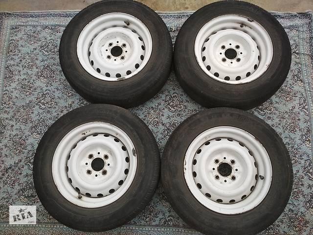 купить бу Диски r13 з шинами на ВАЗ в Дружківці