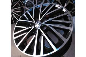 Нові диски Volkswagen Polo