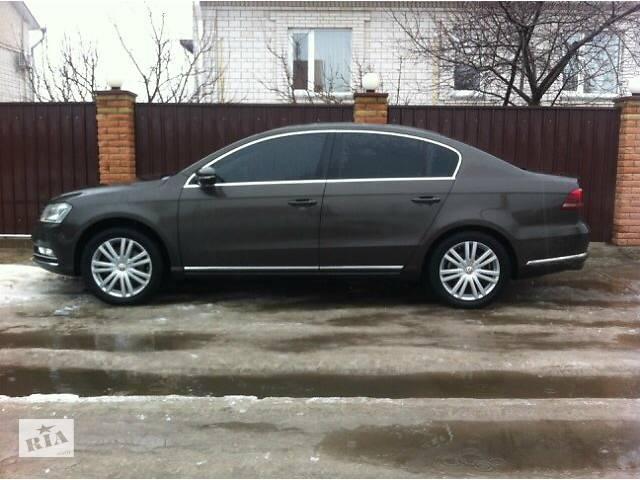 купить бу Диски r17 5x112 VW Passat B7 Original ( CC / Alltrack ) в Львові