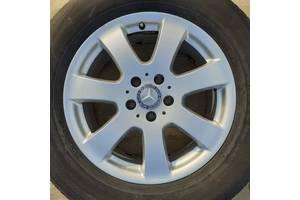 Диски + шини Mercedes orig R17 5x112 CLA GLE ML 350 320 Vito Мерседес