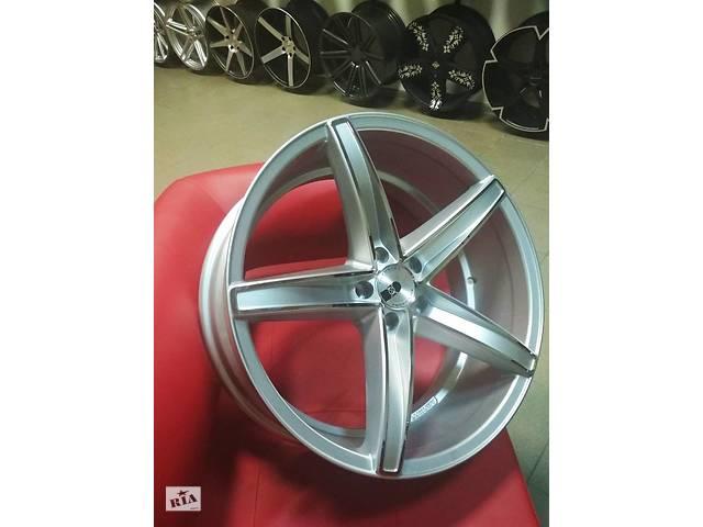 продам Диски XO LUXURY ST.THOMAS Chromed Silver 20 радиус, на Mercedes E class/Mercedes S class/BMW 5 Series F10/3 Series F30 бу в Харькове