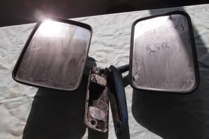 Зеркало боковое правое для Mercedes 207-410 207 1991рв на мерседес 207-410 правая или левая сторона оригинал мануальное