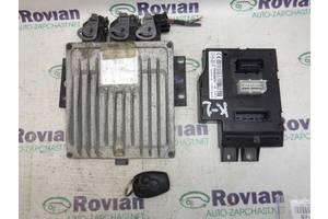 ЭБУ (комплект) (1,5 V dci 8V) Renault KANGOO 1 2003-2008 (Рено Кенго), БУ-175733