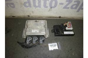 ЭБУ (комплект) (1,9 V dci 8V) Renault KANGOO 1 2003-2008 (Рено Кенго), БУ-160822