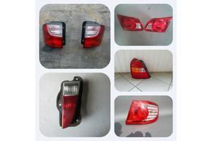 б/в ліхтарі задні Hyundai Santa FE