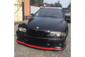 Новые Обвесы бампера BMW 5 Series