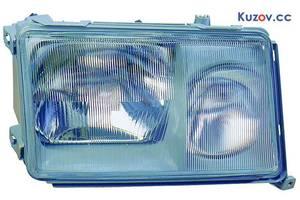 Фара Mercedes E-Class W124 89-93 левая (Depo) светлая рамка 1248205961 1248205961