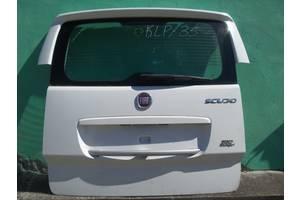 Fiat scudo II 07 - крышка багажника комплектная